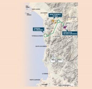 Plano ubicación Proyecto Dominga