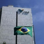 Foto de la sede de la compañía minera brasileña Vale, en el centro de Río de Janeiro