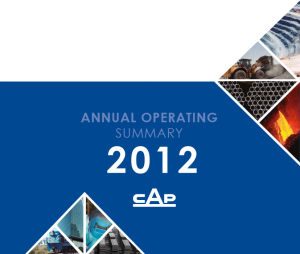 Annual operating summary CAP