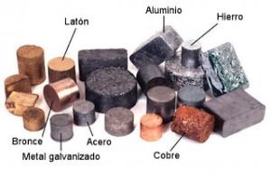 Metales demandados